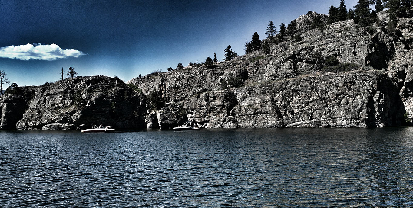 Lake Cliffs