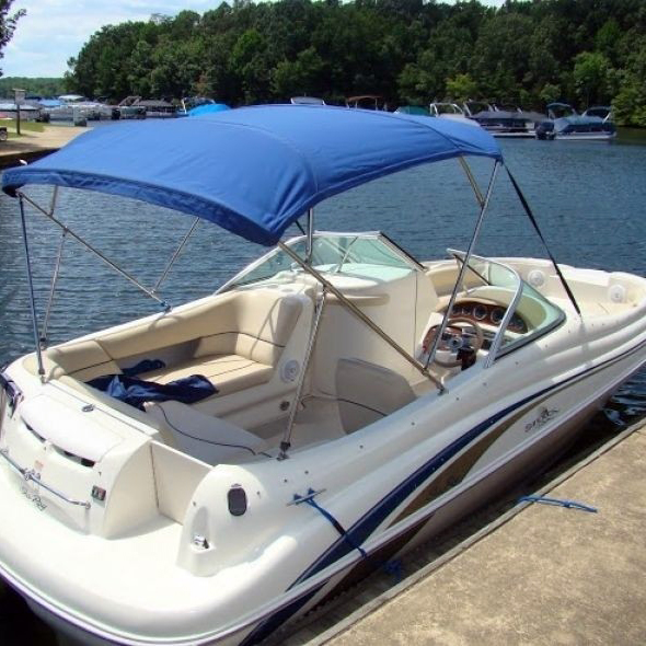 Mach Boats Upholstery Bimini Tops Wakeboard Towers