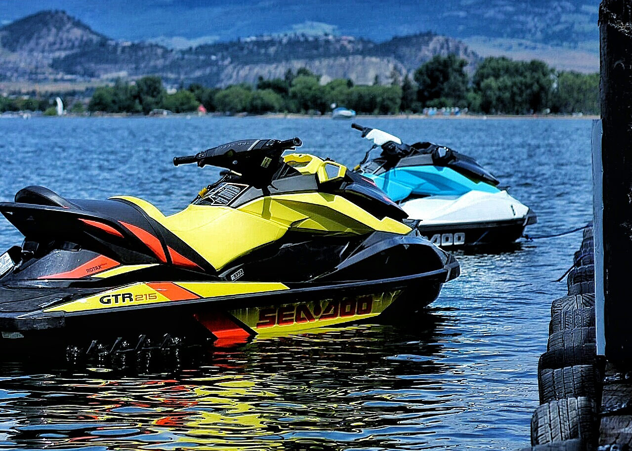 Sea Doo Cruise