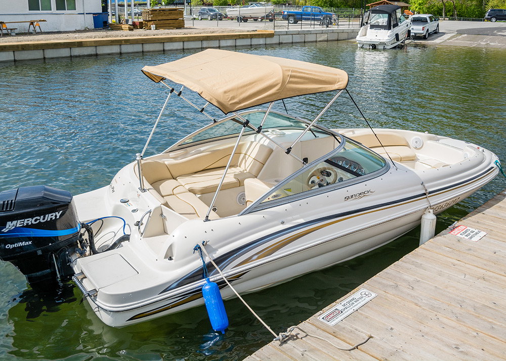 Sea Ray 190 Boat
