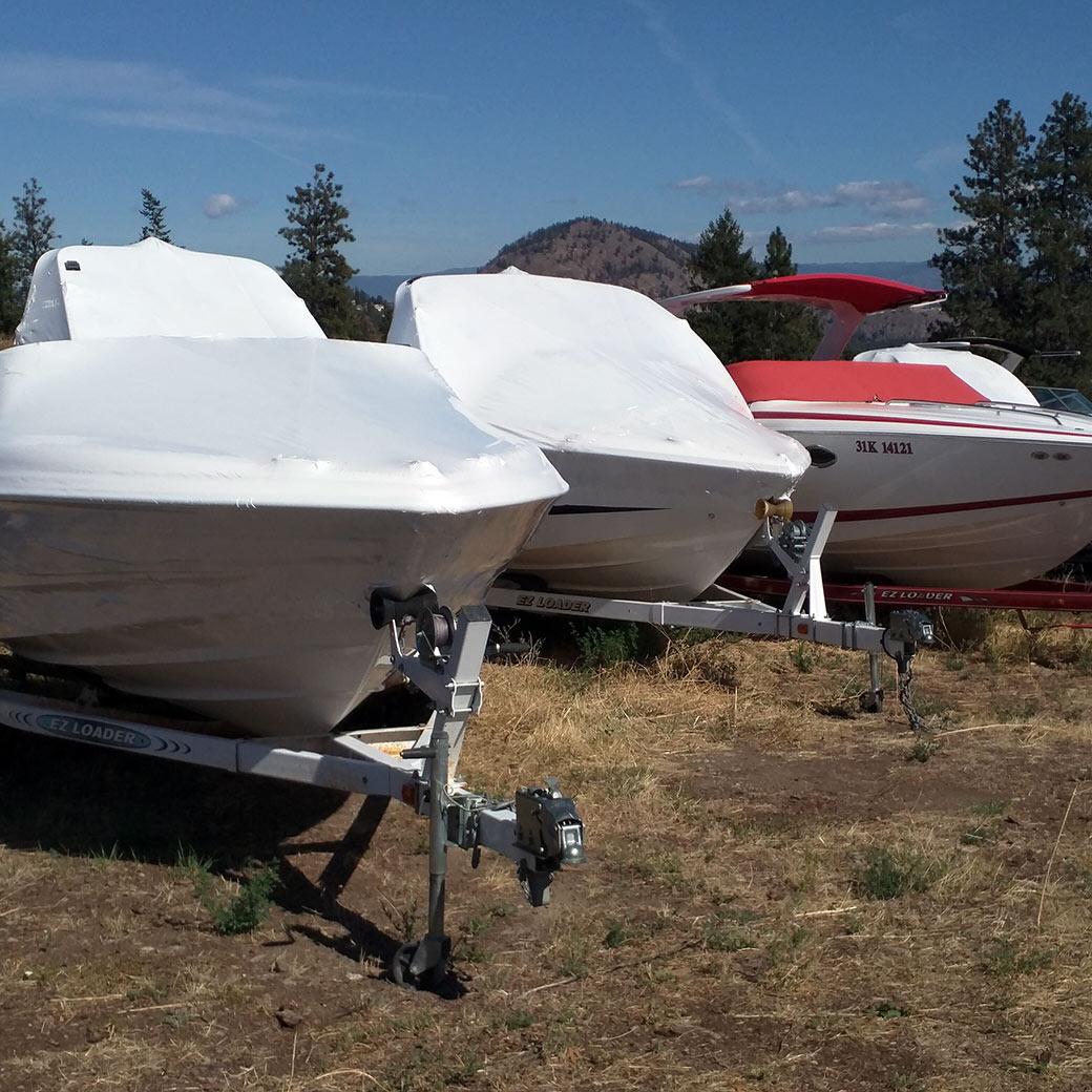 ... Storage Okanagan Boat Storage