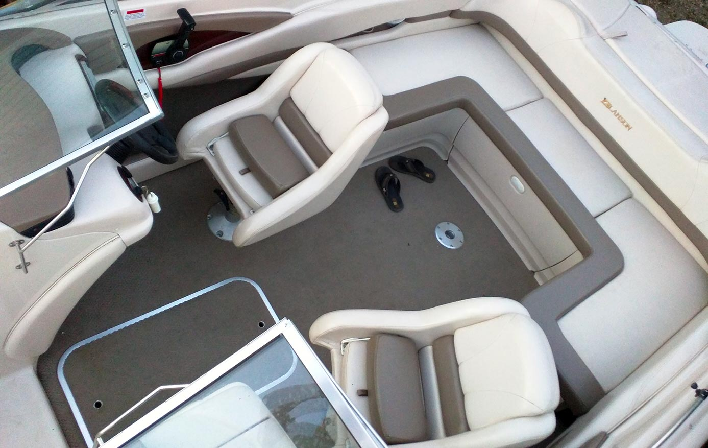 Mach Boats Upholstery, Bimini Tops, & Wakeboard Towers